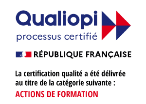 Logo Qualiopi certification