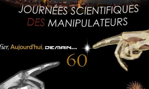 journees scientifiques des manipulateurs